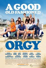 orgy poster
